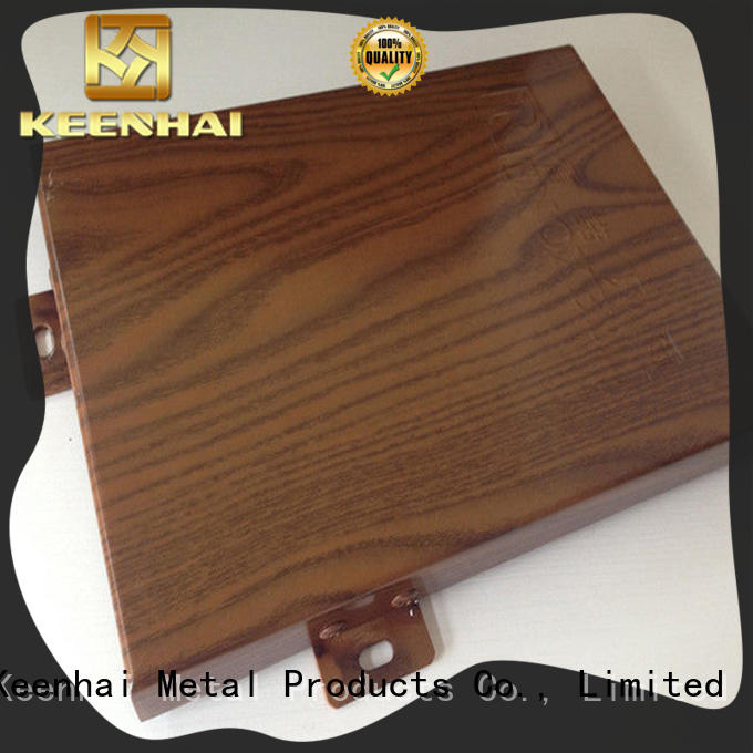 customized architecture panel supplier for decoration Keenhai
