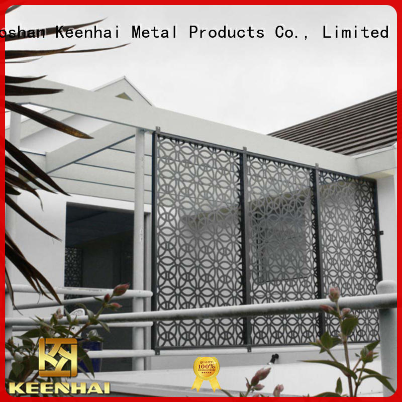 grandeur outdoor paneling provider for decoration Keenhai