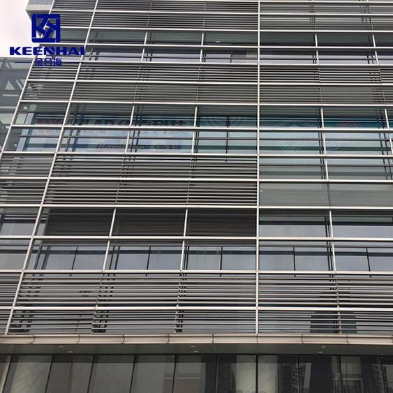 Aluminum Tube Balustrade  For Balcony