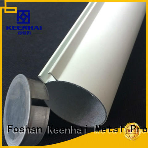 Keenhai premium quality metal tubing one-stop service supplier for hotel