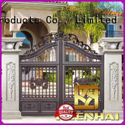 Keenhai stylish garden gate door renovation solutions for garden