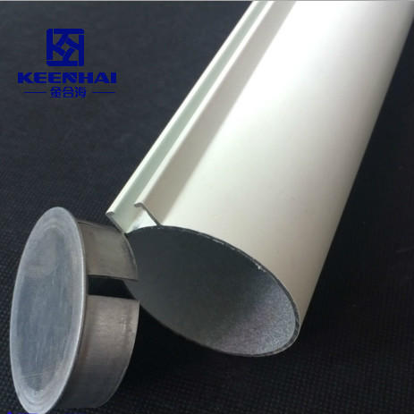 Round Tube Baffle Metal Ceiling