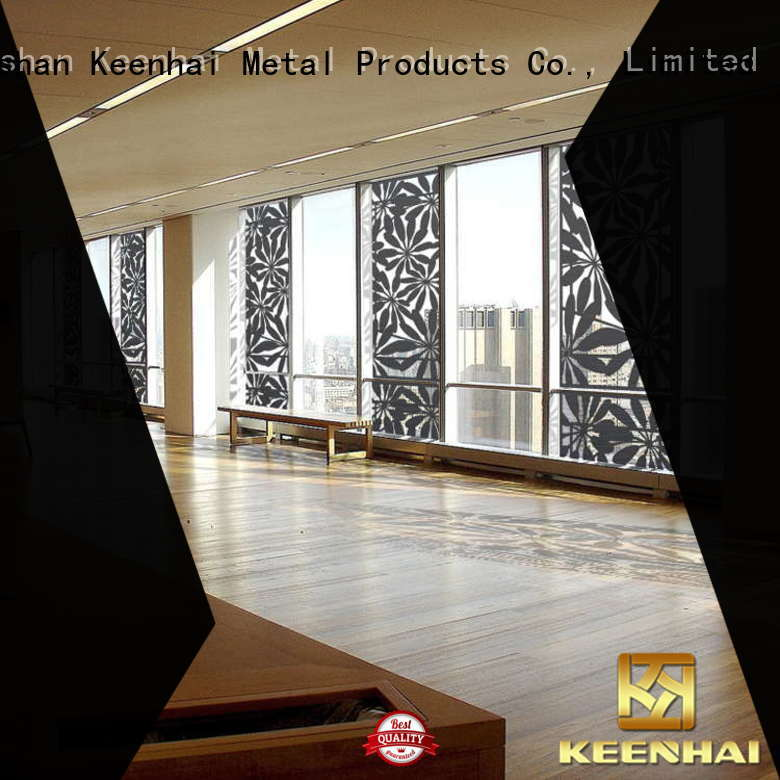 stable supply metal screen factory for sale Keenhai