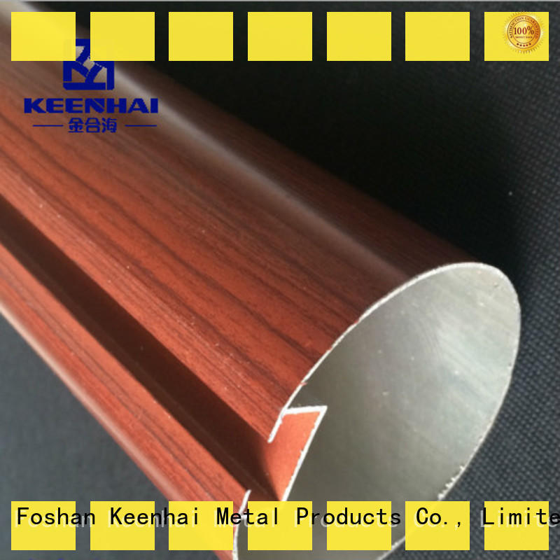Keenhai new design stainless steel pipe source now for hotel