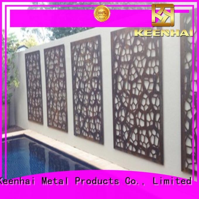 Outdoor Anti-corrosion Architectural Metal Screen