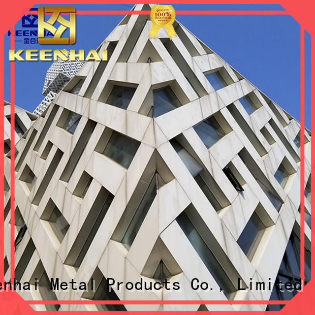 building cladding decorative Keenhai