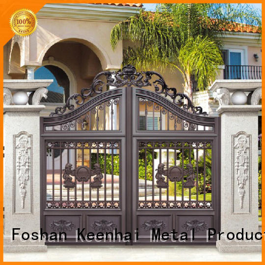 Keenhai customized metal gates renovation solutions for sale