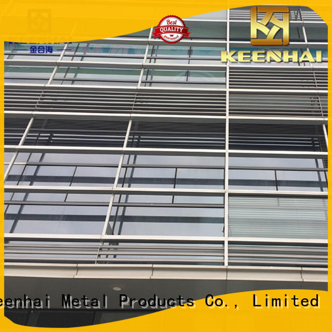 Keenhai balustrade stainless steel balustrade installation