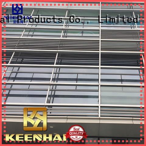 balustrade steel balustrade design for decoration Keenhai