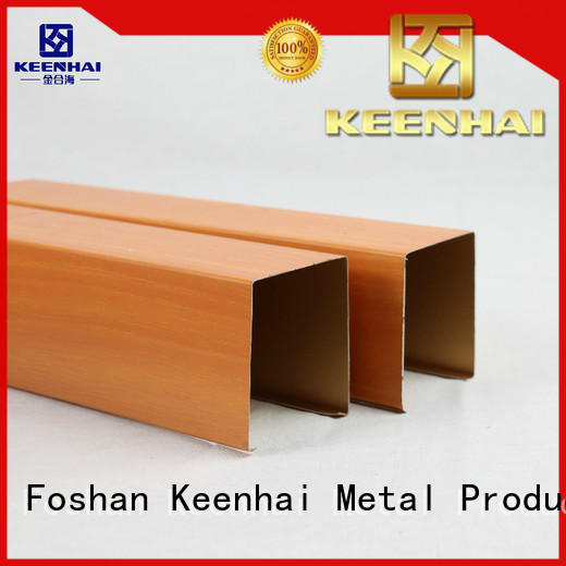 Keenhai interior interior metal ceiling order now for hotel