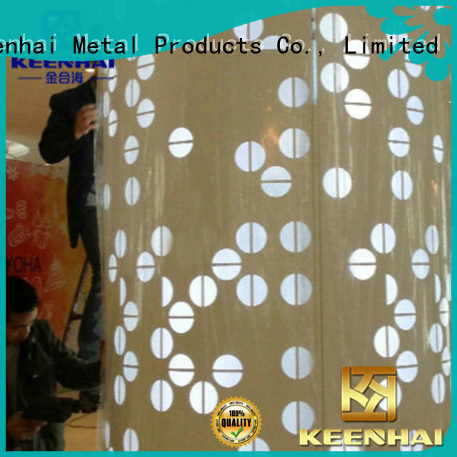 Keenhai delicate column cladding from China for indoor decoration