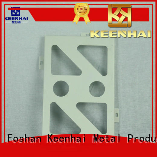 Keenhai aluminum clip in ceiling tiles supplier for decoration