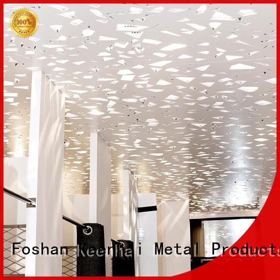 fantastic laser cut ceiling panels laser supplier for decoration