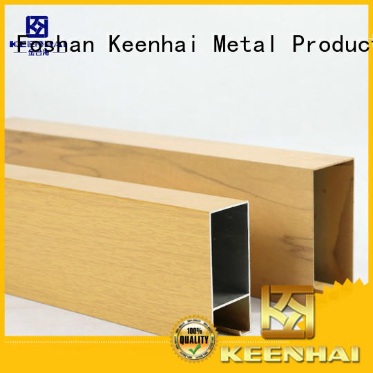 metal tubular ceiling supplier for decoration Keenhai