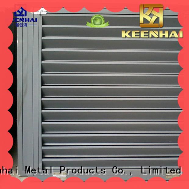 high quality metal gable vents supplier Keenhai