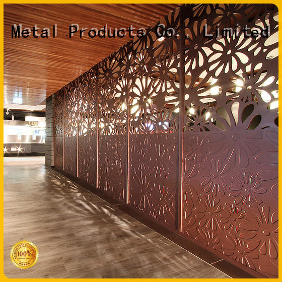 Keenhai stylish antique metal screen supplier for garden