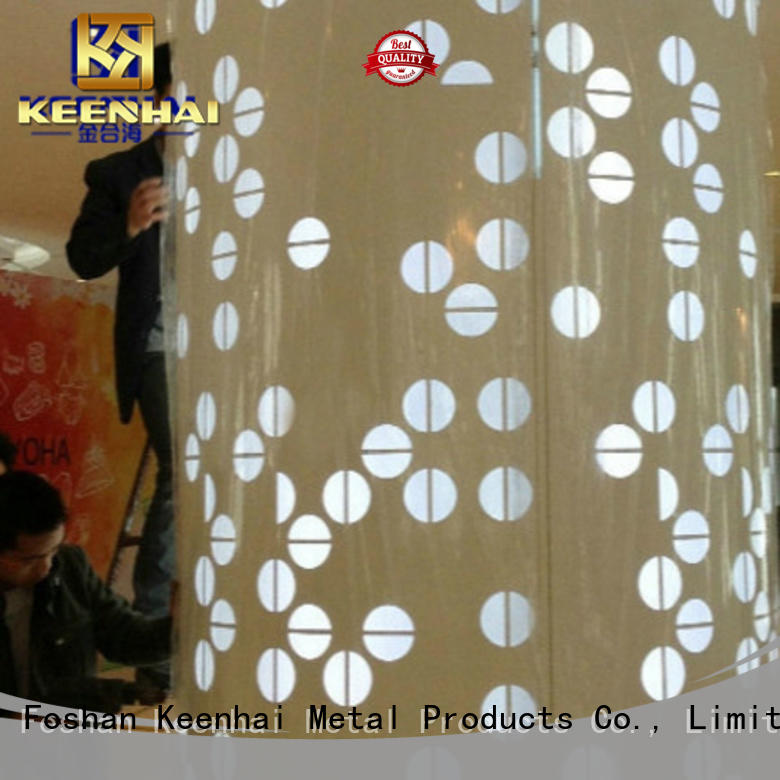 delicate internal wall cladding provider for indoor decoration
