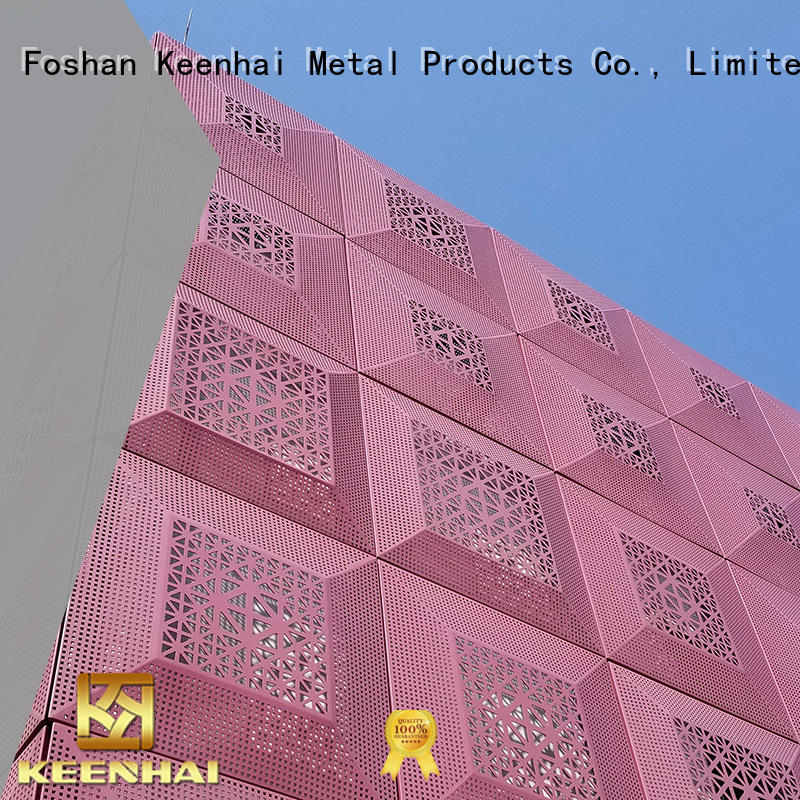 Keenhai excellent decorative metal screen panels modern for decoration