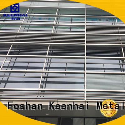 Keenhai balcony stainless steel balustrade design for balcony