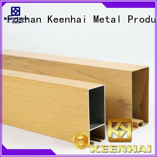 Keenhai painted aluminum ceiling panel supplier for decoration