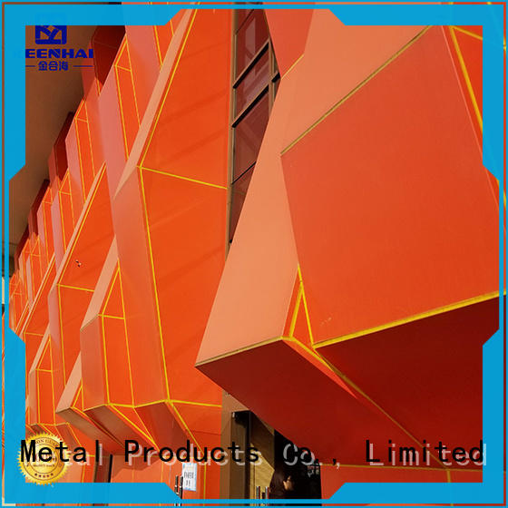 Keenhai fireproof external wall cladding made in China for decoration