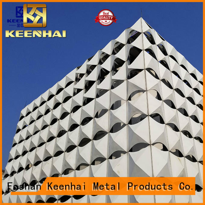 Keenhai pvdf pvdf coating from China for villa