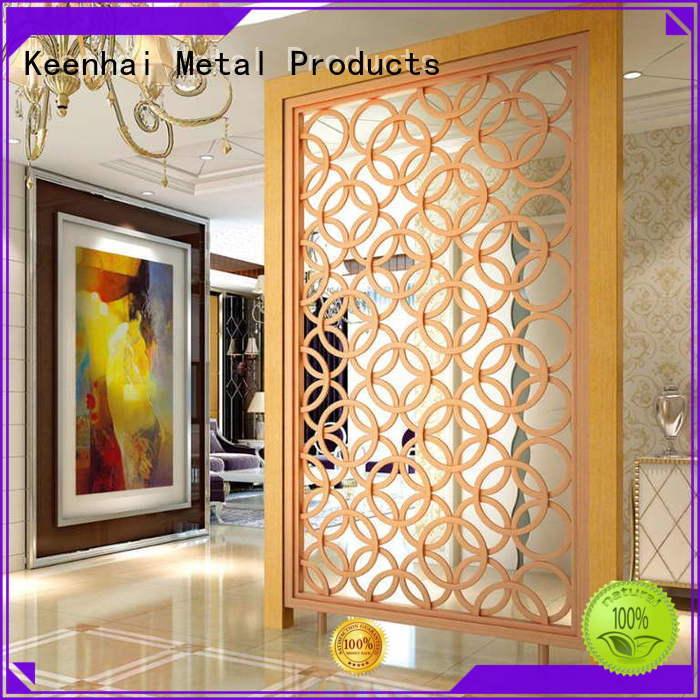 Hot decorative metal screen hollow Keenhai Brand