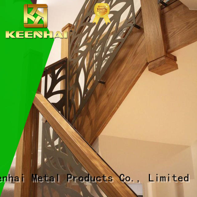 Keenhai low production cost room partitions cheap laser for stairs
