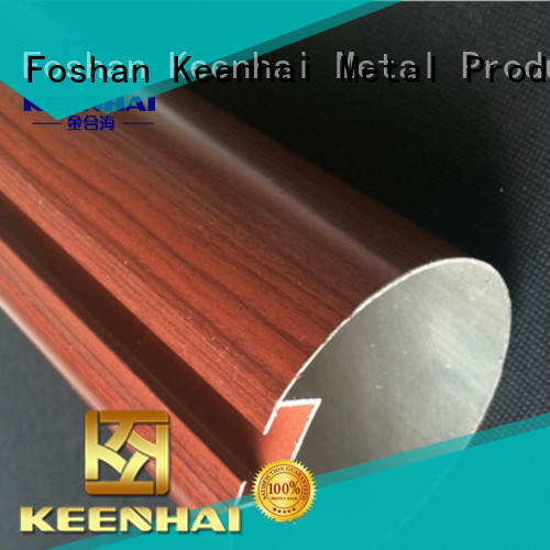 Keenhai baffle stainless steel tubing get quotes for building