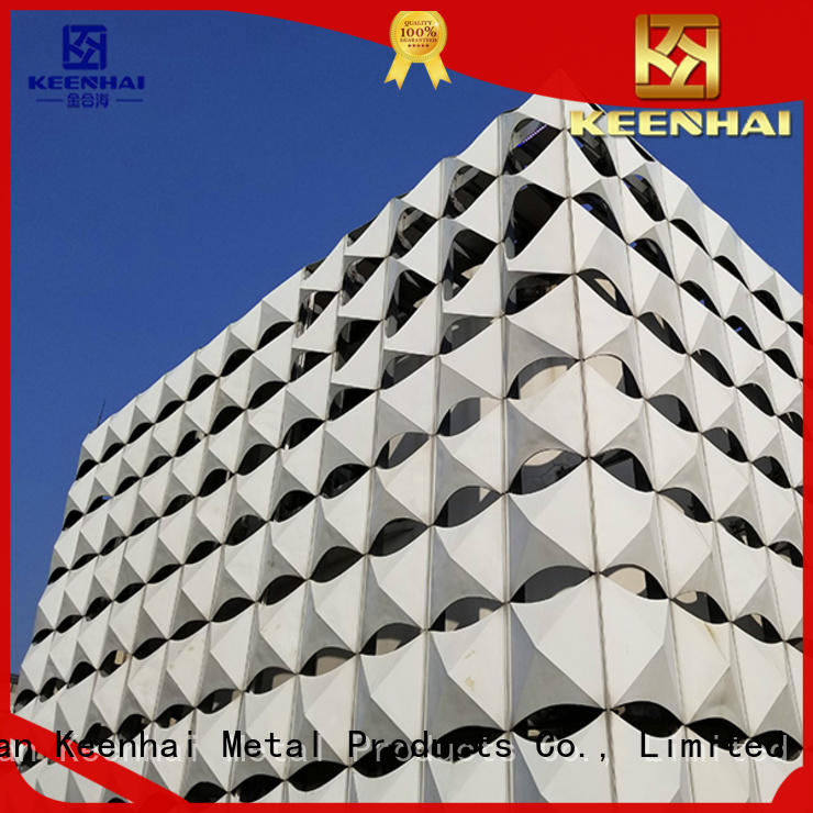 Keenhai coating 3d textured wall panels manufacturer for villa
