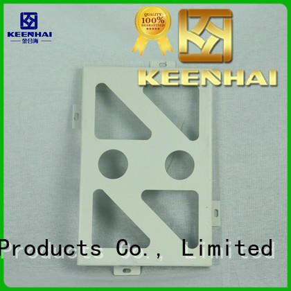 Keenhai fantastic perforated aluminum ceiling tiles cut for decoration