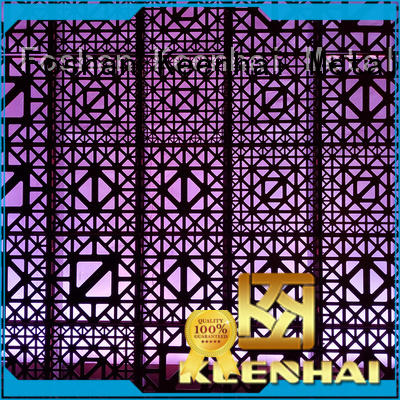 advanced decorative metal panels exterior manufacturer for architectural projects Keenhai