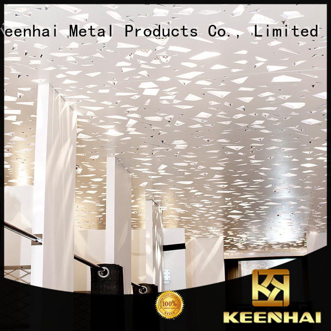 Keenhai fantastic laser cut decorative panels supplier for decoration