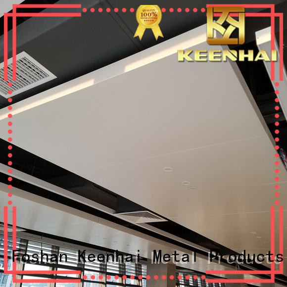 professional metal ceiling panels interior made in China for decoration