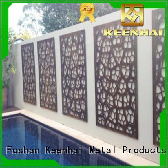 Keenhai contemporary outdoor screen panels trader for KTV