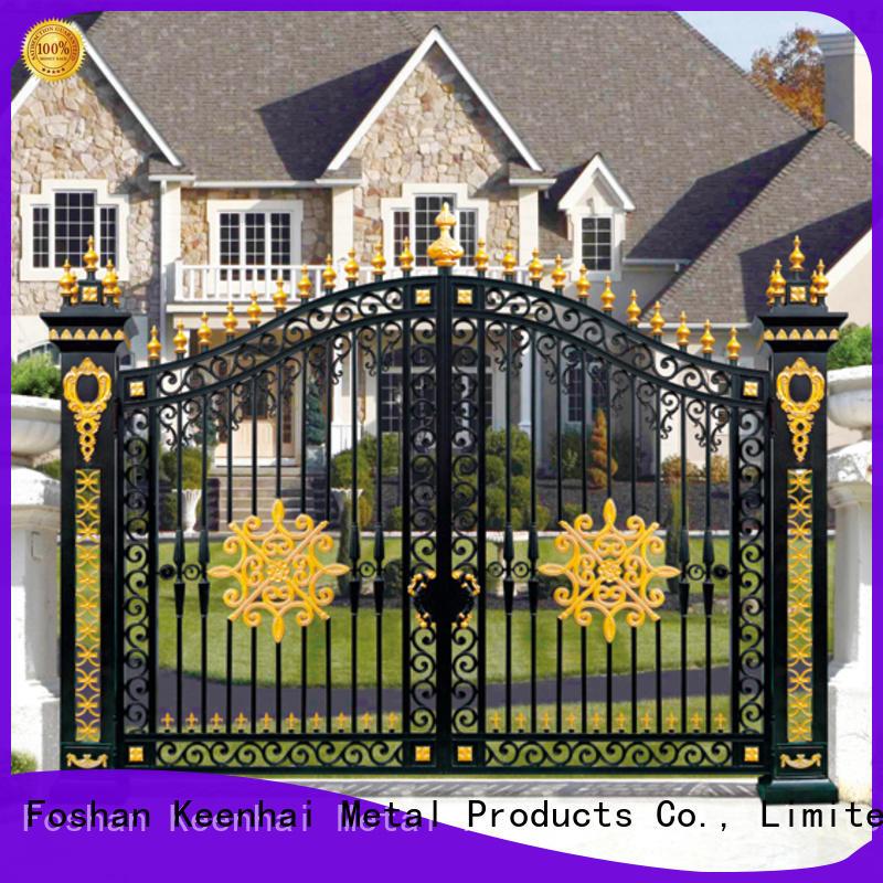 Keenhai garden garden gate renovation solutions for decoration