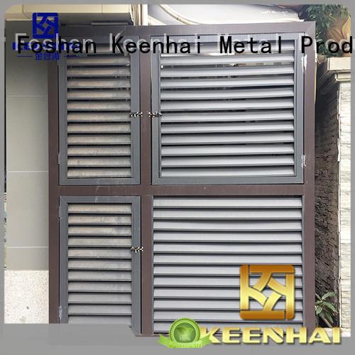 Keenhai latest aluminum gable vents solution provider