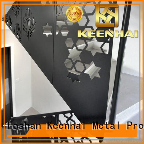cuting room partition screen for decoration Keenhai