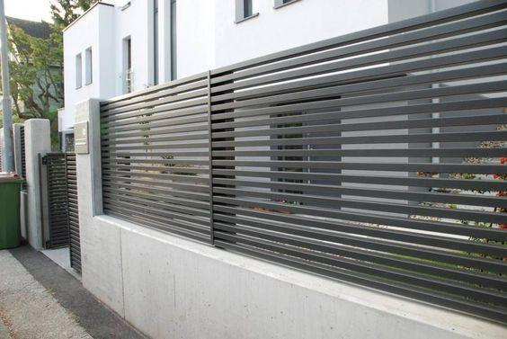 Exterior Porch Decorative Wall Architecture Metal Screen