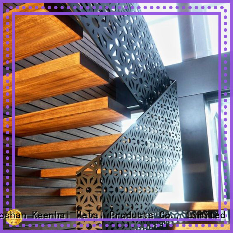 Keenhai laser partition screen for stairs
