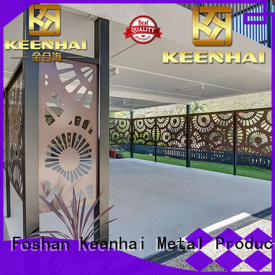 anti outdoor Metal Screen provider for room Keenhai