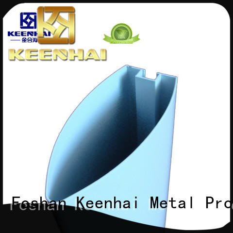 bullet stainless steel ceiling tiles shape for office building Keenhai