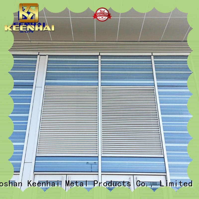 high quality gable vent screen solution provider for villa