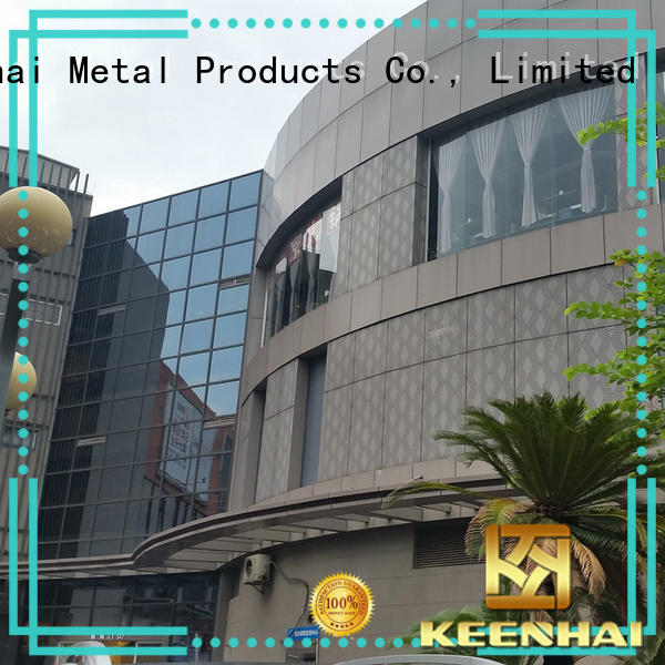 simple installation house cladding manufacturer for villa