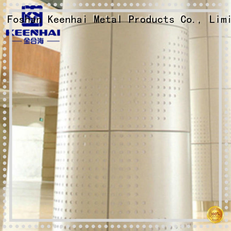 exquisite column cladding cut provider for interior decoration