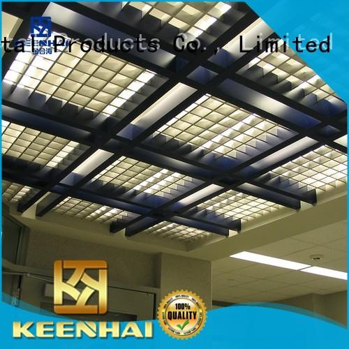 Keenhai Keenhai grille ceiling factory for parks