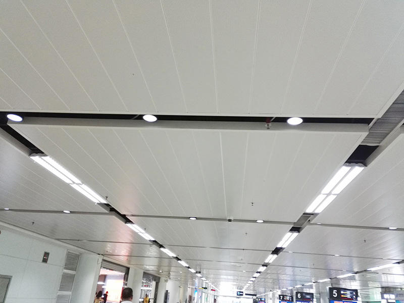 Ceiling System - 13