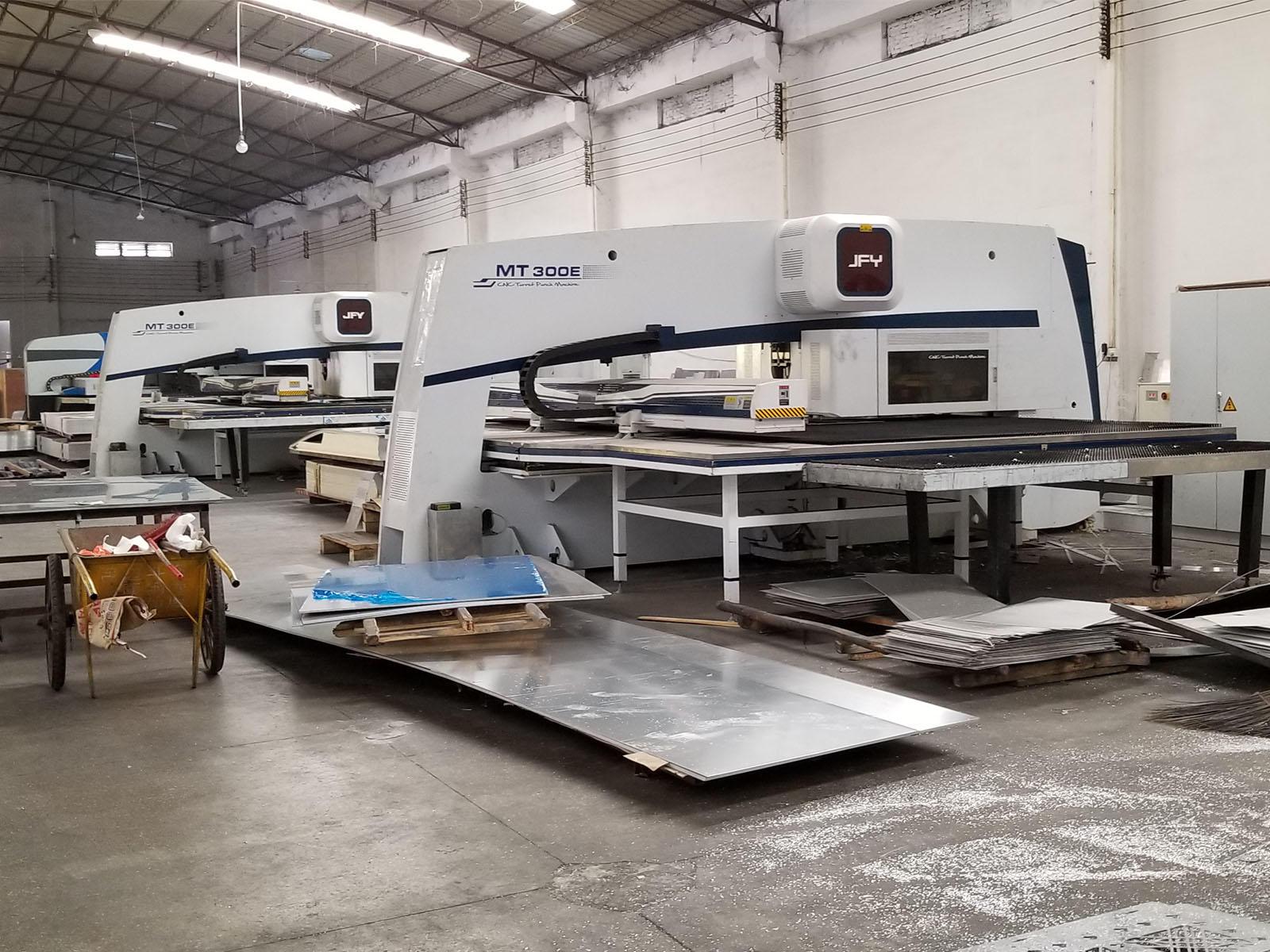 CNC Cutting Plant
