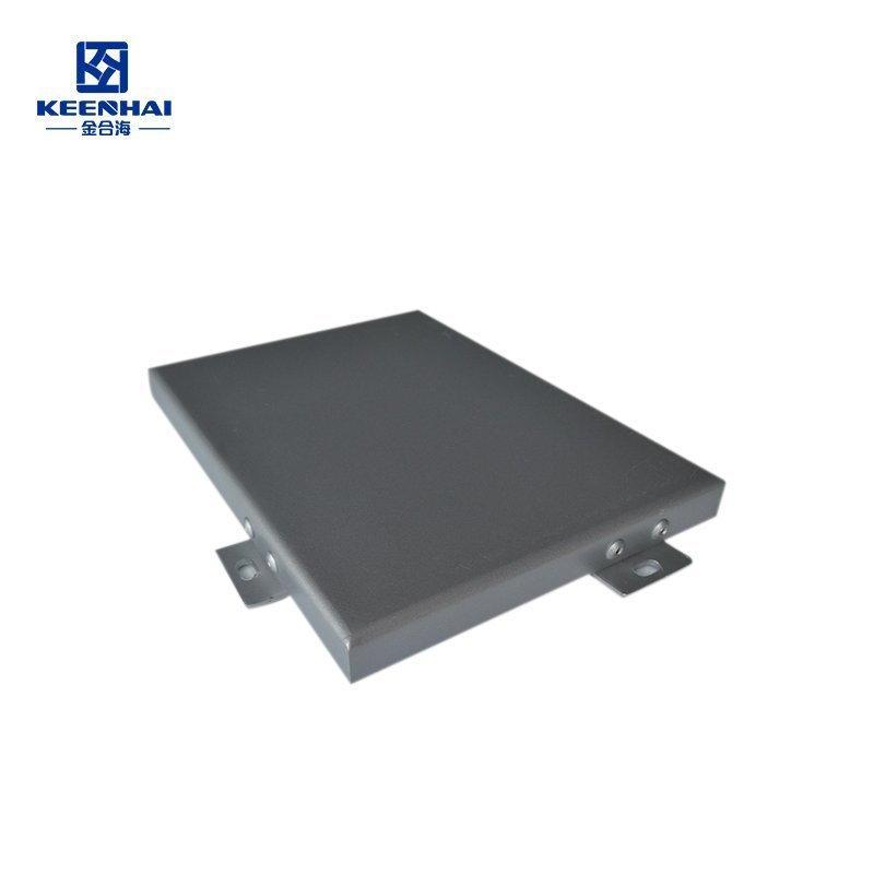 Aluminum solid panel