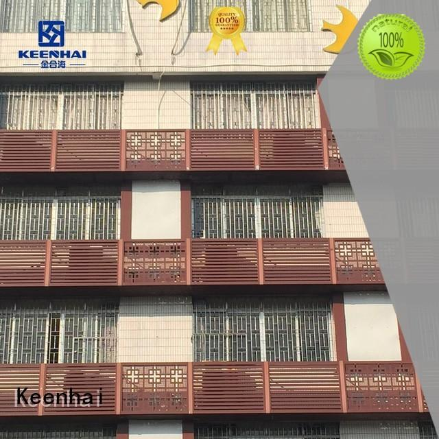 Keenhai Brand wall air conditioner louvers design louver
